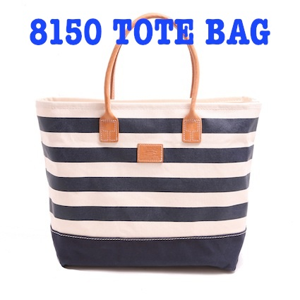 8150 Marine Border TOTE BAG